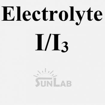 الکترولیت یدید-تری یدید