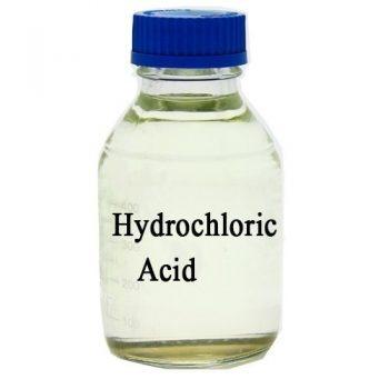هیدروکلریک اسید (HCl)