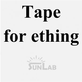 Tape For Etching