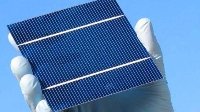 رکورد جدید بازده سلول های خورشیدی